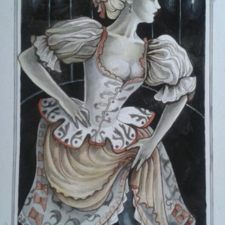 Mme Casanova